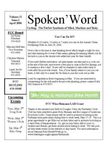 SpokeNWord 2006-04
