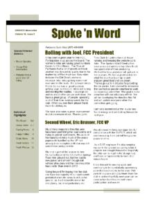 SpokeNWord 2009-12