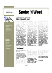 SpokeNWord 2010-05