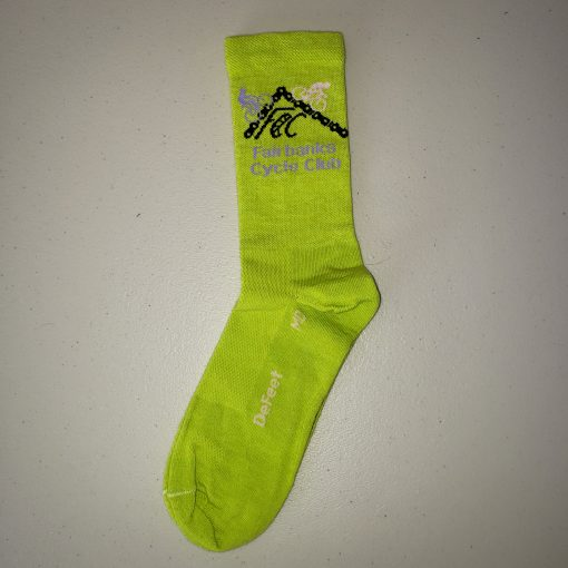 Picture of Fairbanks Cycle Club Sock