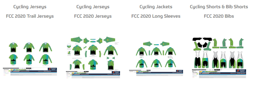 2020 FCC Gear For Sale Through May 14